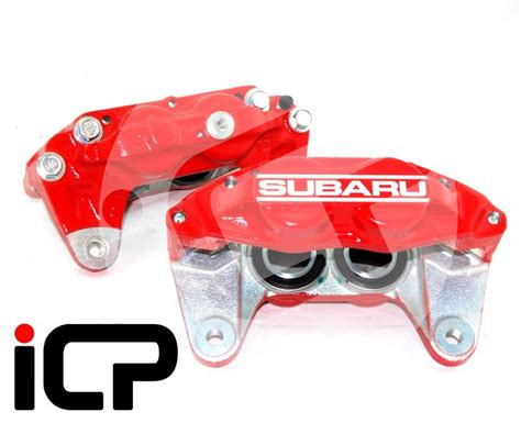 subaru impreza 4 pot calipers new ideal upgrade or replacement