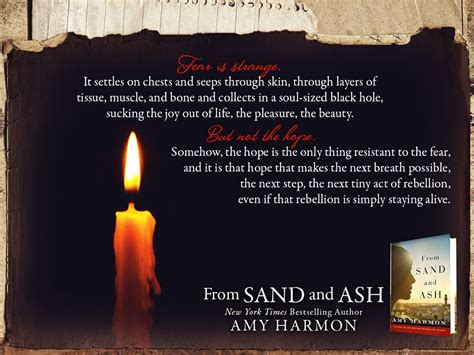 from sand and ash review of from sand and ash by harmon shhmomsreading