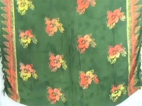 Bed Cover Rumbai Summer Flower Import hawaiian skirt