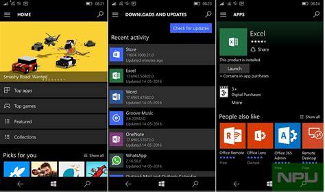 windows 10 app ui tutorial universal windows 10 store app updated with ui rev