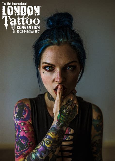 tattoo shows convention 2017 preview models