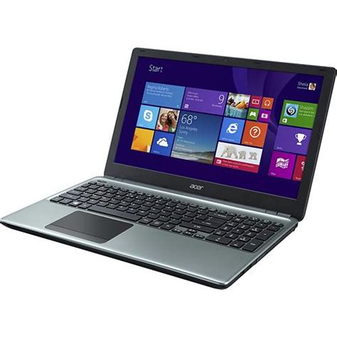Laptop Acer Aspire E1 Series acer aspire e series e1 510 2500 inexpensive daily laptop specs review laptop notebook specs