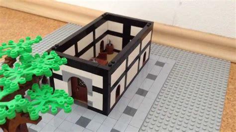 Wie Baue Ich Ein Haus Selbst by Lego Tutorial Wie Baue Ich Ein Mittelalterliches Haus