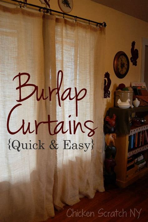 yellow burlap curtains 1000 ideas about burlap curtains on pinterest rustic