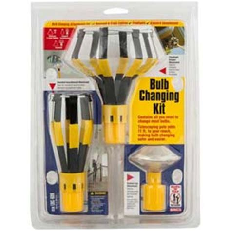 light bulb changer kit cleaning supplies cleaning tools bayco 174 light bulb