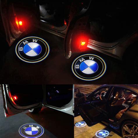 Auto Z Baranem W Logo by 2 X Led Bmw Car Welcome Door Laser Projector Logo