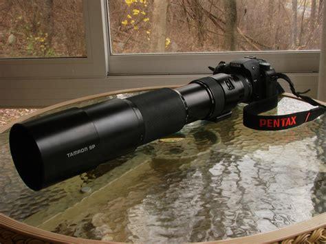 Tamron Sp 200 500mm F 5 6 Model 31a