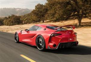 Toyota Supra Name New Toyota Supra Specs From Ft 1 Concept Product Reviews Net