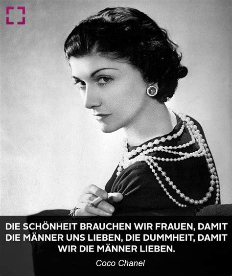 coco chanel biographie auf deutsch 20 besten spr 252 che designer bilder auf pinterest coco
