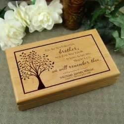 Personalized Barware Gifts Memorial Gift For Loss Of Brother Keepsake Memory Box