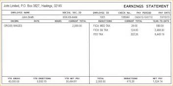 blank pay stub template 13 blank pay stub templateagenda template sle agenda