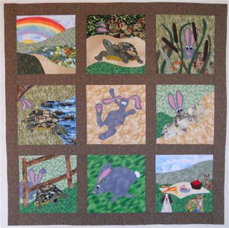 storybook quilts a true story turned into children s