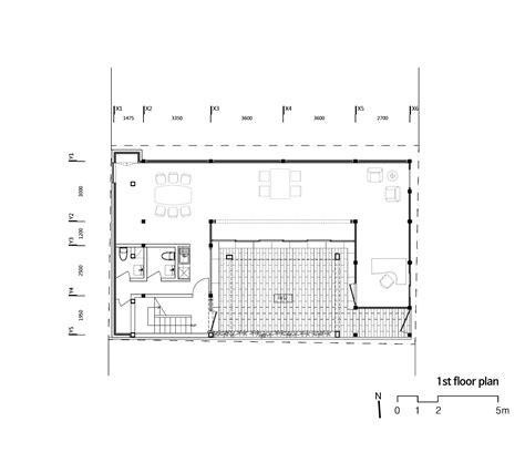 hanok floor plan gallery of sinseol dong hanok core architects 10