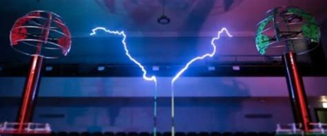Tesla The Song Tesla Coil Talk Played In Electricity Hd