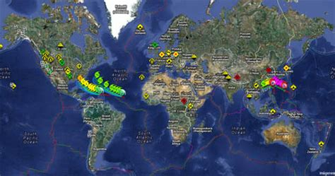 imagenes satelitales de nicaragua en tiempo real situacin actual