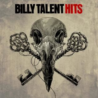 best billy talent album hits billy talent album