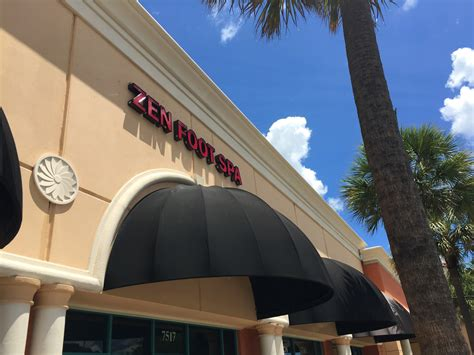 Foot Detox Coral Springs zen foot spa a treat for your 187 coral springs talk