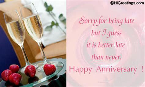happy belated anniversary abhishikha