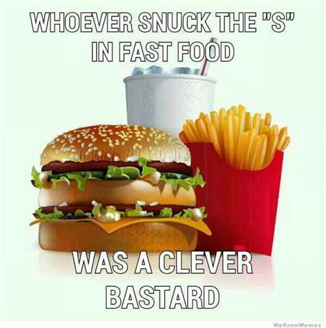 Fast Food Meme - funny fast food memes