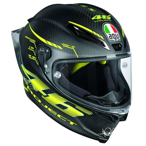 Helm Kyt K1 Casco Agv Pista Gp R Project 46 Cascos Scooter