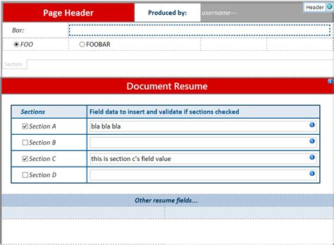 infopath form template infopath2010 best approach to design an infopath form