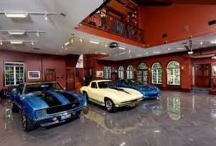 parking in the house chic glitterati garage living transformations modern garage and shed