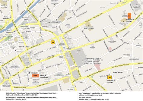 cluj napoca romania map informaţii practice reconstruind socialul riscuri si