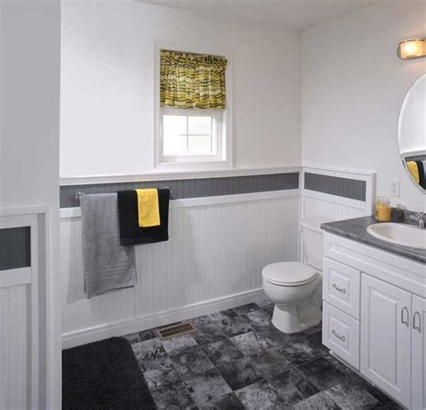 bathrooms with beadboard paneling wainscoting beadboard paneling supreme wainscot