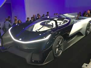 Electric Vehicle As Company Car Faraday Future Executive Responds To Critics Business