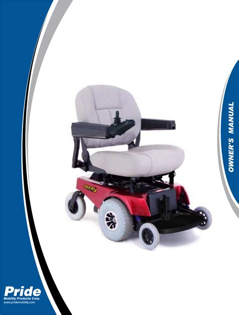 pride mobility mobility aid jazzy select 7 user guide