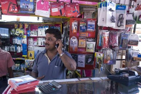 indian mobile of a mobile phone in india livemint