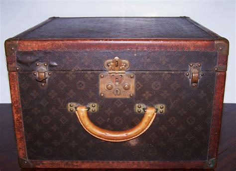 Vintage Steamer Trunks Louis Vuitton Vs Free by Louis Vuitton Antique Hat Shoe Box Steamer Trunk Vintage