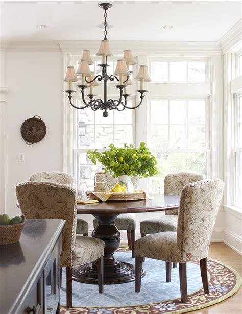 informal dining room ideas classic family home with traditional interiors home