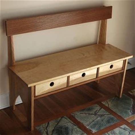 john hall bench wooden benches custom wood benches custommade com