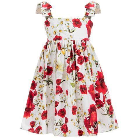 design toddler clothes milan creations girls clothing 2016 brand red poppy floral