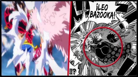 one piece anime y manga la gran diferencia entre el anime y el manga de one piece