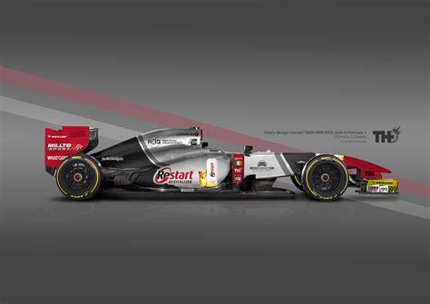 livery f1 btcc liveries on formula one cars