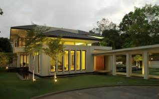 The Lotus House Single Storey Bungalow Design In Malaysia Myideasbedroom