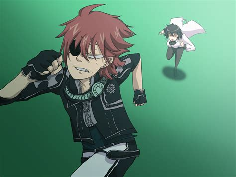 Anime Running by D Gray 1269802 Zerochan