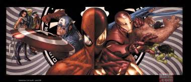marvel civil war pictures the tangled web quot sony hack quot reveals marvel s attempts to