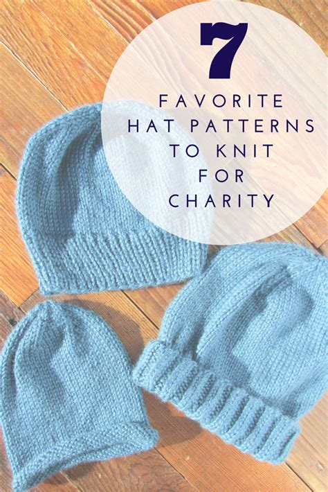knit for charity easy crochet hat patterns for charity squareone for
