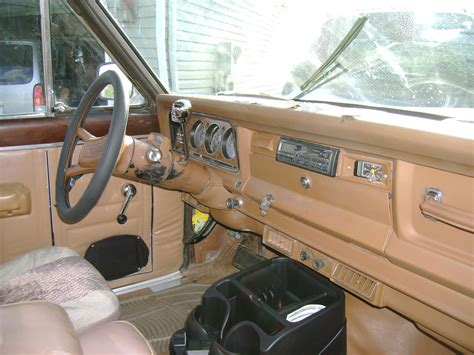Jeep J10 Interior Another Eaglerock1971 1979 Jeep J10 Honcho Post Photo