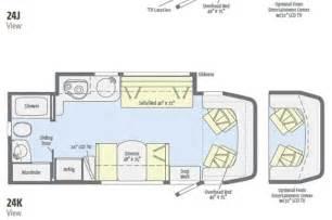 winnebago view floor plans winnebago motorhome floor class c motorhomes floor plans friv5games me