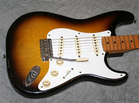 Strat Tone by 1958 Fender Stratocaster Two Tone Sunburst All 1957