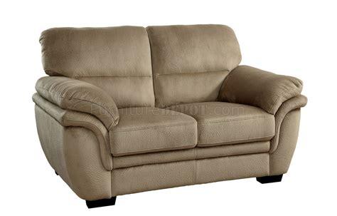 microfiber fabric sofa jaya sofa cm6503lb in light brown microfiber fabric w options