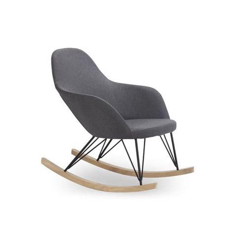 Chaise à Bascule Maison Du Monde by Fauteuil Bascule Gris Clair Malme Achatdesign Prix