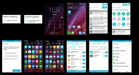 tutorial flash ulang asus zenfone 5 cara upgrade asus zenfone 4s ke lollipop 5 0 a450cg