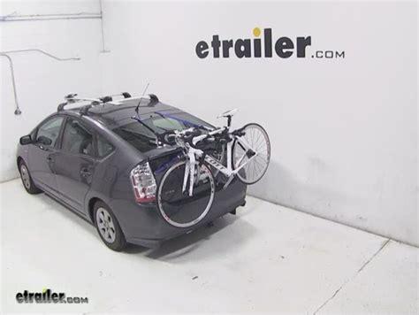 Bike Rack For Toyota Venza Trunk Bike Racks For 2012 Toyota Venza Thule Th9009xt