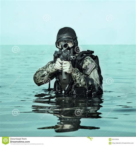 navy seals dive navy seal frogman stock photo image of naval navy