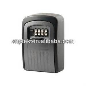4 digital combination keybox key lock box key storage